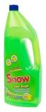 Detergent lichid rufe 1 l Bright Liquid Color Snow