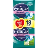 Absorbante de zi 18 buc/set, Hiperdry Normal Everyday