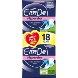 Absorbante de noapte 18 buc/set, Hiperdry Super Everyday
