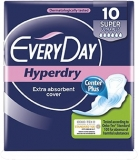 Absorbante zilnice Hyperdry Super Ultra Plus 10 buc/set Everyday