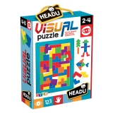Puzzle Vizual Headu