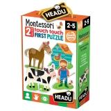 Primul Meu Puzzle Montessori Atinge Headu