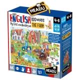 Engleza Nivel Simplu - 100 Cuvinte - Ferma Headu