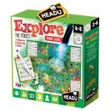 Joc Explorati Padurea Headu