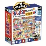 Engleza Nivel Simplu - 100 Cuvinte - Casa Mea Headu
