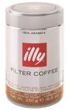 Cafea macinata filtru 250 g Illy
