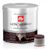 Capsule cafea espresso Monoarabica India 21 capsule Illy
