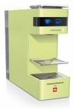 Espressor Francis Francis Y3 verde Illy
