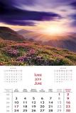 Calendare de perete 31.5 x 48 cm Landscapes