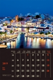 Calendare de perete 31.5 x 48 cm City Lights