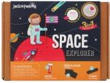 Kit Creatie 3In1 Exploratori Spatiu Jack In The Box