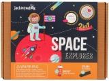 Kit Creatie 2In1 Exploratori Spatiu Jack In The Box