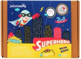 Kit Creatie 2-In-1 Supererou Jack In The Box