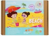Kit Creatie 2-In-1 O Zi Pe Plaja Jack In The Box
