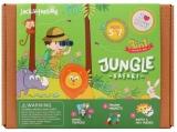 Kit Creatie 3-In-1 Safari In Jungla Jack In The Box