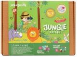 Kit Creatie 2-In-1 Safari In Jungla Jack In The Box