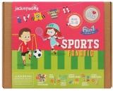 Kit Creatie 6In1 Iubitori De Sport Jack In The Box