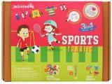Kit Creatie 3In1 Iubitori De Sport Jack In The Box