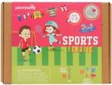 Kit Creatie 2In1 Iubitori De Sport Jack In The Box