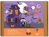 Kit Creatie 2In1 Halloween Fericit Jack In The Box
