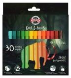 Carioci 30 culori Dino Koh-i-noor