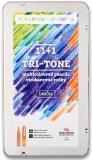 Creioane colorate Tri Tone cu mina multicolora 12 buc/set Koh-I-Noor