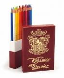 Creioane colorate Polycolor Retro 24 culori/set Koh-I-Noor