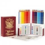 Creioane colorate Polycolor Retro 48 culori/set Koh-I-Noor