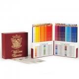 Creioane colorate Polycolor Retro 72 culori/set Koh-I-Noor