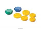 Vase plastic pentru prepararea culorilor Koh-I-Noor