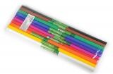 Hartie creponata set 10 culori mix Koh-I-Noor