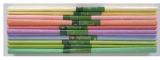 Hartie creponata 10 culori/set, culori pastel Koh-I-Noor