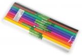 Hartie creponata Mini, 10 culori, Koh-I-Noor