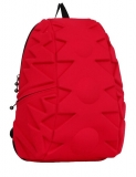 Rucsac 46 cm Full Exo Race To Space Red Madpax