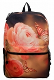 Rucsac 43 cm Floral butterfly Mojo