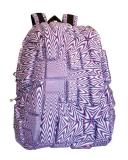 Rucsac 46 cm Full Blok - Purple Reign Madpax