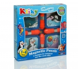 Kliky Puzzle Magnetic Animale Marine Supermag