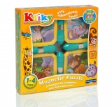 Kliky Puzzle Magnetic Animale Safari Supermag