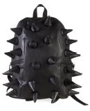 Rucsac 36 cm Half Spiketus Rex Black-on-Track Madpax