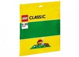 Placa de baza verde 10700 LEGO Classic