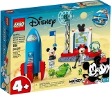 Racheta spatiala a lui Mickey Mouse si Minnie Mouse 10774 LEGO Disney