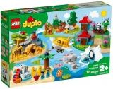 Animalele lumii 10907 LEGO Duplo