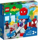 Cartierul general al Omului Paianjen 10940 LEGO Duplo
