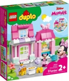 Casa si cafeneaua lui Minnie 10942 LEGO Duplo