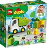 Autogunoiera si reciclare 10945 LEGO Duplo
