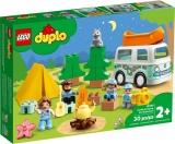 Aventura cu rulota de vacanta a familiei 10946 LEGO Duplo