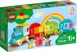 Trenul cu numere - Invata sa numeri 10954 LEGO Duplo