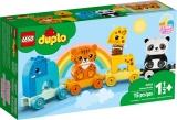 Primul meu tren cu animale 10955 LEGO Duplo