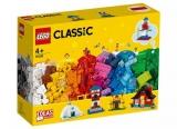 Caramizi si case 11008 LEGO Classic
