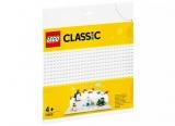 Placa de baza alba 11010 LEGO Classic
